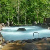 七味温泉の白濁秘湯