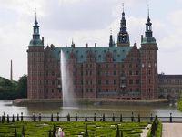 デンマークの美しい城、フレデリクスボー城へ(2018夏)