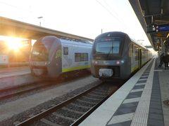 ドキドキ ドイツ(+7カ国)鉄道旅行 2日目 バイエルンからザルツブルグへ