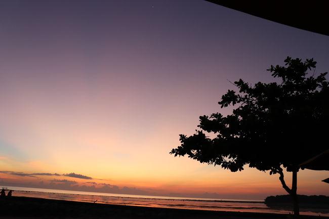 ゆったりまったりと。2度目のバリ島。1日目。