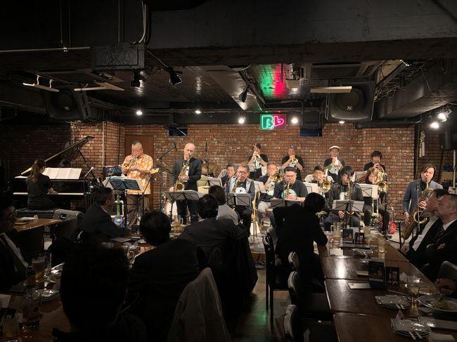 東京のジャズライブハウスを回ってきました。