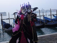 【ヴェネツィアカーニバル】去年に続いて再び2