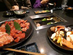 京昌園三島駅南口店の夕食