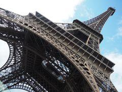 パリ散策 ルーヴル〜エッフェル塔(フランスツアー5日目後半-1)
