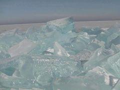 シベリアで青い氷を見る旅 #3【バイカル湖後編】