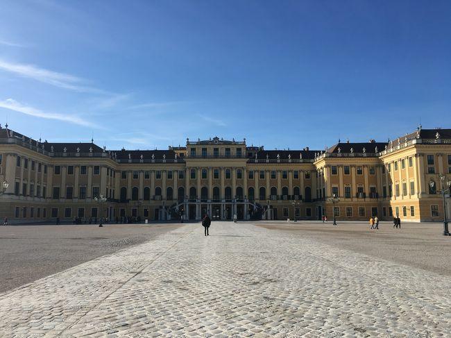 福岡空港(FUK)<br />↓ANA272便<br />東京羽田空港(HND)<br />↓ANA205便<br />ウィーン空港(VIE)<br /><br />ウィーン市街散策<br /><br />Star Inn Hotel Premium Wien Hauptbahnhof 泊