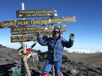 還暦記念 キリマンジャロ登山