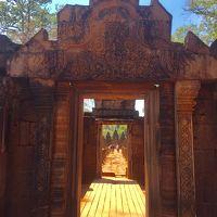 カンボジア三日間旅行にアンコール遺跡群と郊外の遺跡をおススメします