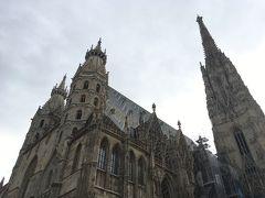 '19.03 有休1日&土日でウィーン&ブダペスト&ブラチスラバに一人旅 (1) ウィーン。。。ドライブ前にちょこっと街歩き。。。