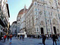 2019年イタリアを旅行しました。【7日目 フィレンツェ市内観光、フィレンツェ空港→羽田空港 移動】