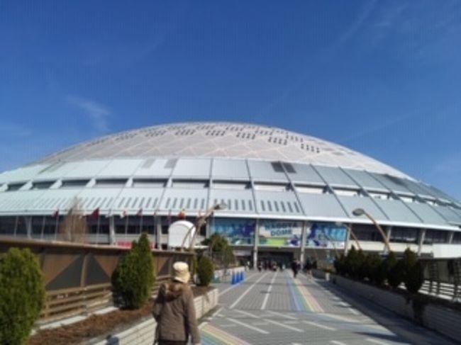 名古屋シティマラソン2019 に参加しに名古屋へ行ってきました。<br /><br />大阪から新幹線を利用して移動しました。<br />切符は、JR東海ツアーズから出ているぷらっとこだま往復プランで¥7600 でした。<br />ドリンクチケット往復分ついているのでお得です。<br /><br />前日受付があるので土曜出発、日曜大会の1泊2日でした。<br />