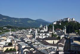 2015年 オ-ストリアの旅(2) ザルツブルク旧市街  モ-ツァルト生誕地、サウンド・オブ・ミュージックのロケ地の街歩き