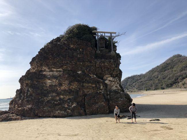 2019年03月 島根旅行2 稲佐の浜・一畑薬師