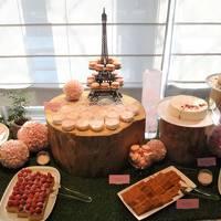 六本木の桜と言えば『東京ミッドタウン』or『六本木ヒルズ』? ホテル『ザ・リッツ・カールトン東京』の【ザ・ロビーラウンジ】の「桜アフタヌーンティー」&『グランド ハイアット 東京』の【フレンチ キッチン】の「桜&ストロベリー アフタヌーンティー」ブッフェをルイ・ロデレールのシャンパンと共に♪