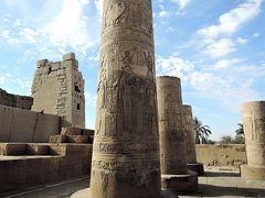 古代エジプト人に畏怖の念=神秘のエジプト・ナイル川クルーズ10日間 11(コムオンボ神殿)