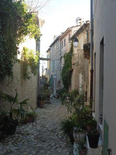 4歳娘を連れて年末年始南フランス11日間の旅8-とっても美しいカーニュ・シュル・メール