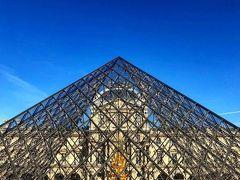 パリ ミュージアムパスで美術館三昧!!(2日目)ルーヴル・パンテオン・装飾芸術美術館
