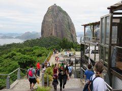 南米の旅(5)リオデジャネイロ、ポン・ジ・アスーカル
