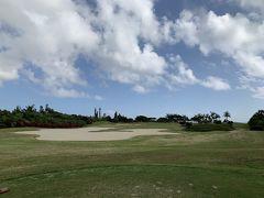 初めての宮古島ゴルフ