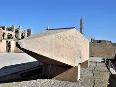 古代エジプト人に畏怖の念=神秘のエジプト・ナイル川クルーズ10日間 15(ルクソール1 カルナック神殿)