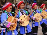 羅平、元陽、石林♪ 中国春の雲南省感動の絶景巡り♪ 6日目石林、昆明、雲南民族映像ショー&帰国へ♪