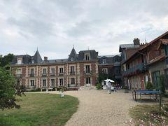 フランスでドライブ旅行2018 【22】ピエールフォン城から、ウサギの館へ-お宿編