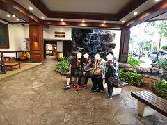 介護を離れハワイ家族旅行 ④ バニアン・チャーリーズタクシー・空港