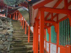 山陰の旅 出雲大社周辺の神社めぐりと松江八重垣神社