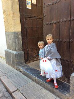 ラテン系を巡る旅 第3章 西班牙  コルドバ1