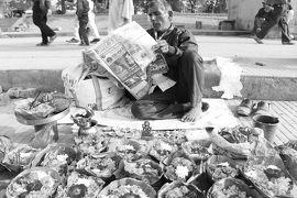 表情豊かな人々と出会い行き交う インド旅(*^▽^*) (7)「ヒンドゥー教の神々への門」 聖地ハリドワール