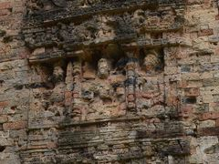 カンボジア 一人旅(トンレバティ&コンポントム)