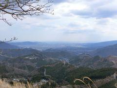 青春18きっぷで、大野山ハイキング