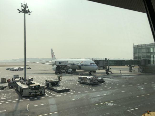 JGC修行中ですがいろいろと考えた結果、SFC修行も行うことになりました。今回は、中国国際航空のビジネスクラスを利用して今年3回目のシンガポールへ。復路は中国国際航空が手配しているトランジットホテルも利用し、北京市内も少し観光しました。