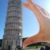 ピサの斜塔とフィレンツェ市内観光* イタリア旅行④日目