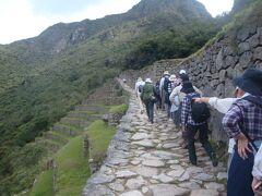 思えば遠くに来たもんだ…晴れのマチュピチュ·インカ道ー絶景のマチュピチュ4