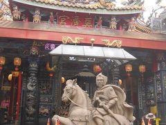 台湾・基隆『中正公園と尊濟宮』