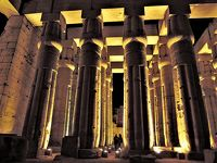 古代エジプト人に畏怖の念=神秘のエジプト・ナイル川クルーズ10日間 19(ルクソール5 ルクソール神殿)