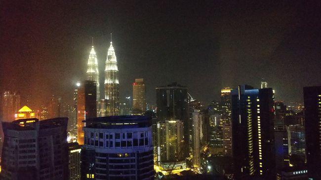 だんだんマレーシアの環境に慣れてきました。<br />KLタワーとインスタで有名なホテルに宿泊します。<br />本日はゆっくりします。<br /><br />そして最終日を迎え、マレーシアにさよならします。