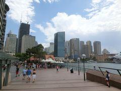 2019新春 シドニー16:シドニー 王立植物園と世界遺産オペラハウスとサーキュラーキー