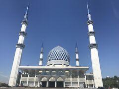 3連休でクアラルンプール観光、ブルーモスクもピンクモスクも必見!