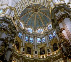 スペインラマンチャ・コスタデルソル旅行30-グラナダ大聖堂,Apartamento Gongoraに帰る