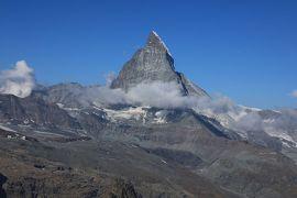 スイス4日目②マッターホルン、絶景のゴルナーグラート展望台