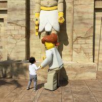 3歳息子とレゴランド@名古屋旅行