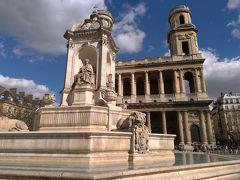 パリ観光 教会巡りとエッフェル塔にマルシェ巡り