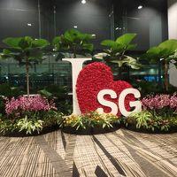 '19 GW欲張り旅① 旅の始まりはシンガポール
