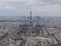 2年ぶり2回目のパリ  ③2日目の観光
