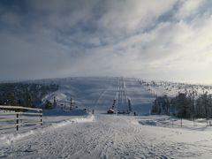 海外スキー  スウェーデン サレン・ハーグフィレットでぼっちスキー!