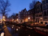 弾丸アムステルダム出張 � 早朝街歩き