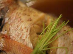 20190323-1 豊洲 高はしさん、穴子、肉じゃが、中坊・初鰹・鯵、のどぐろ煮付け