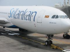 スリランカ航空ビジネスクラス コロンボからロンドン